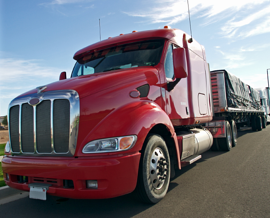 Fuel advance program for trucking companies