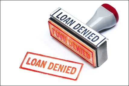 small business loan denied
