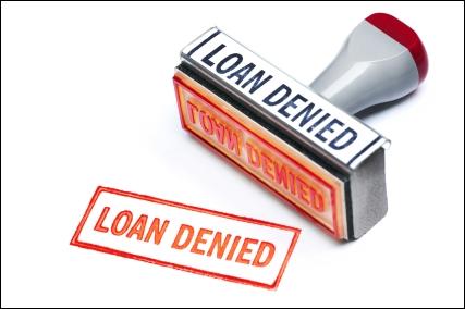 small business loan denied