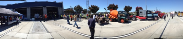 California Trucking Association Event