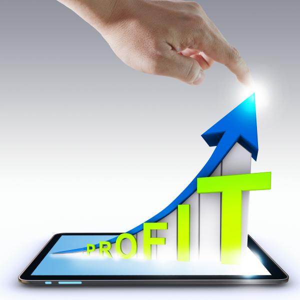 invoice factoring - grow your business arrow
