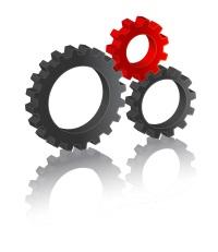 Factoring broker program