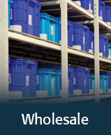 Invoice factoring for wholesale