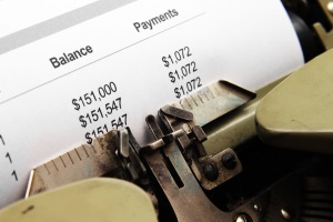 accounts receivable aging report