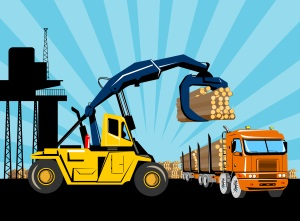 BVF_forklift_logging_truck
