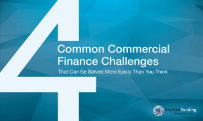 Commercial Finance challenges