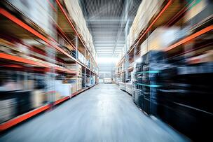 Large volume industries can benefit from invoice factoring.