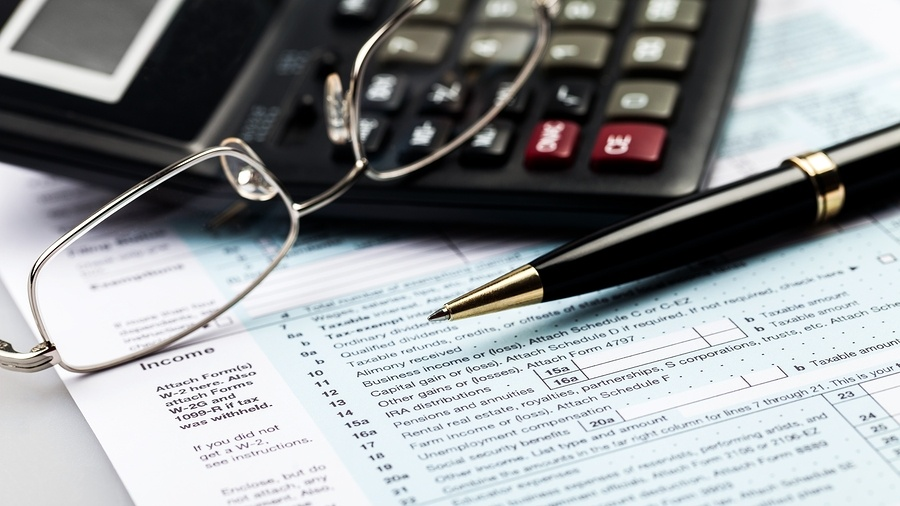 Why do invoice factoring companies request tax documents?