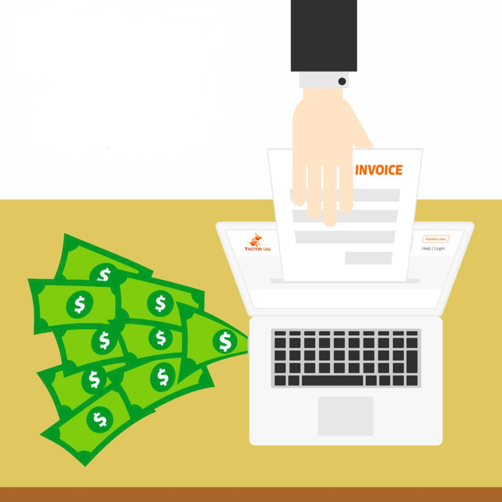Turn invoices into fast cash to maintain your company's cash flow.