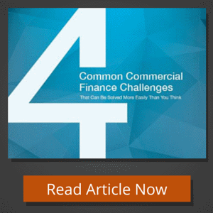 4 Common Commercial Finance Challenges