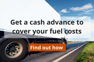 Fuel advance for Truckers